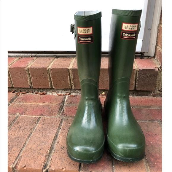 b71ff2542a2a2 L.L. Bean rainboots